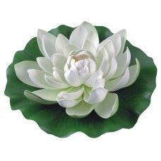 Decorative lily for ponds GW7211 (white)