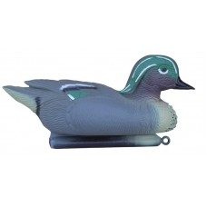 Garganey decorative duck for ponds GW7306 (male)